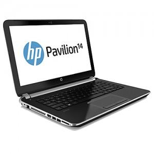 HP Pavilion 14-N055TX - Black