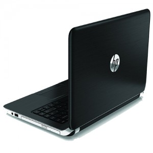 HP Pavilion TouchSmart 14-N011TX - Black