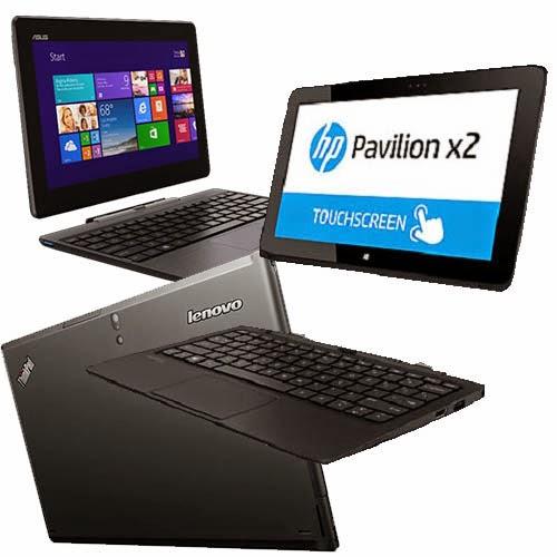 Daftar Harga Hybrid Notebook