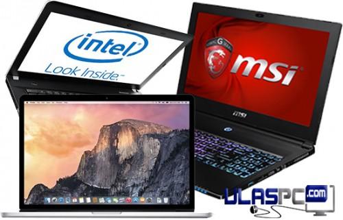 Daftar Harga Laptop Lengkap