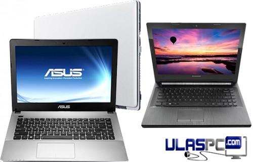 Daftar Harga Laptop Terlengkap