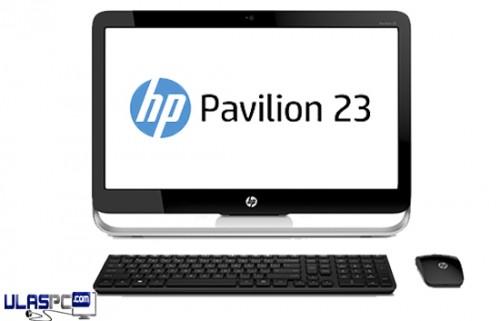 HP Pavilion 23-P201D TouchSmart review