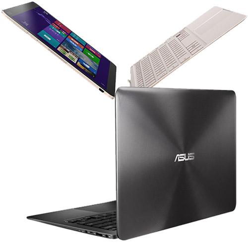 Review Laptop ASUS intel Core m