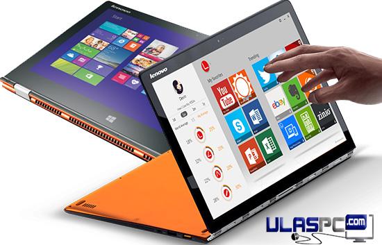Review Lenovo Yoga 3 Pro terbaru