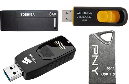 7 Flashdisk USB 3