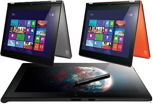 Harga Laptop Touchscreen Lenovo