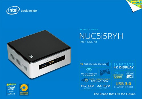 Intel NUC (Broadwell)
