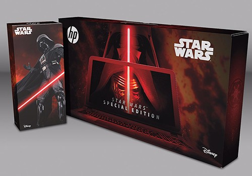 HP Star Wars Special Edition