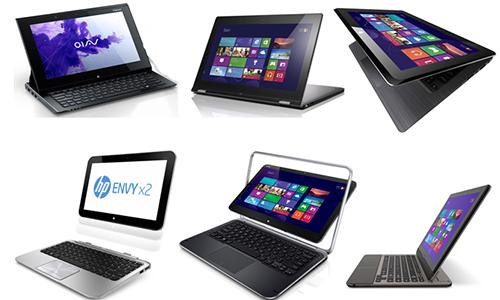 Harga Laptop Hybrid
