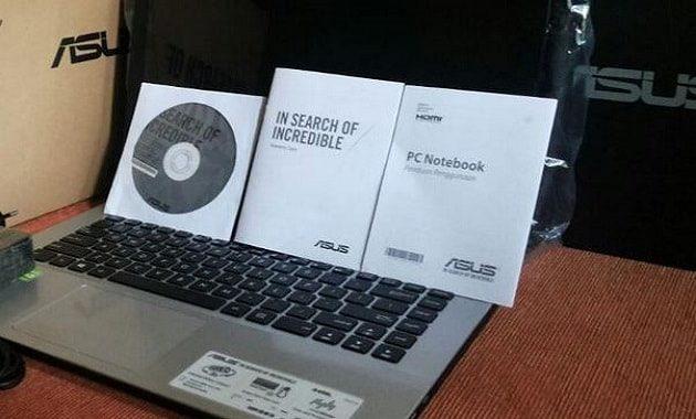 buku panduan laptop