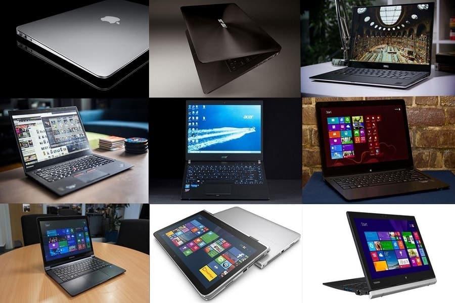 merek komputer laptop terbaik di dunia tahun ini